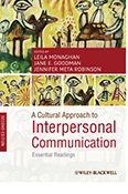 A Cultural Approach to Interpersonal Communication: Essential Readings